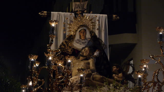 Procession of Our Lady of Mercy video