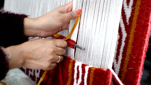 Production of rug