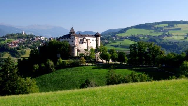proesels slott - delstaten tyrolen bildbanksvideor och videomaterial från bakom kulisserna