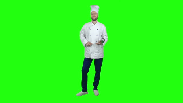 Professional Chef video