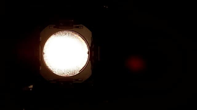 Professional film spotlight lantern