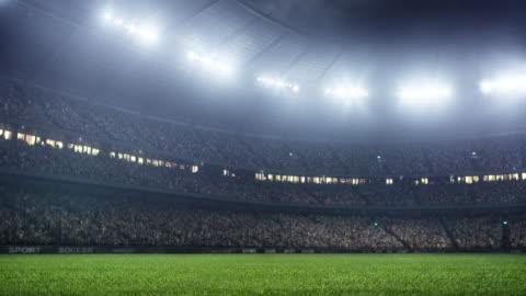 vidéos et rushes de stade de football professionnel - football