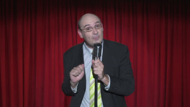 HD: Professional Stand-Up Comedian video