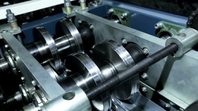 Aluminum Extrusion Stock Videos and Royalty-Free Footage