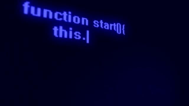 Programming Stylized video