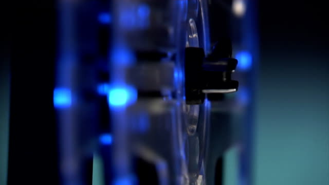 Projector super 8 video