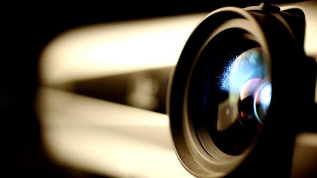 Projector video