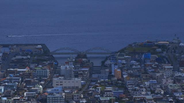 Vorgebirge am Takachiyama-Observatorium in Amami oshima Kagoshima – Video