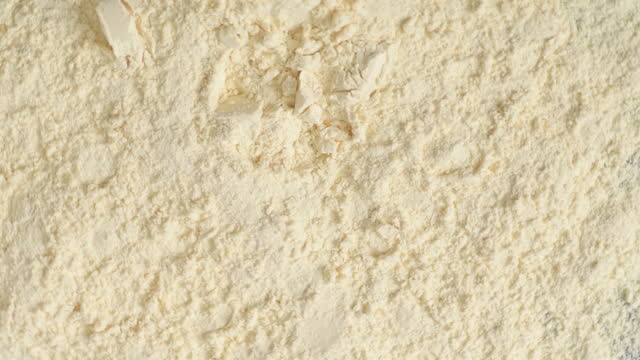 Protein powder top view. From above Protein powder from above, top view. Bodybuilding, fitness and gym lifestyle. Sport, health and nutrition concept handful stock videos & royalty-free footage