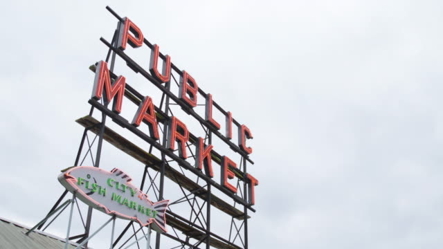 Public Market, Seattle