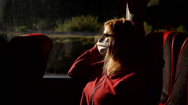 Public transport in Corona virus pandemic