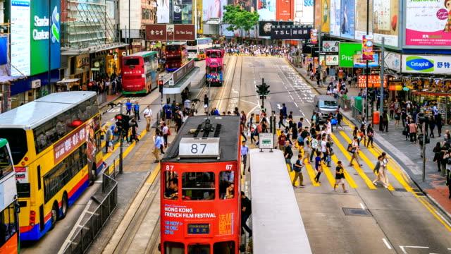 Public transportation In City video