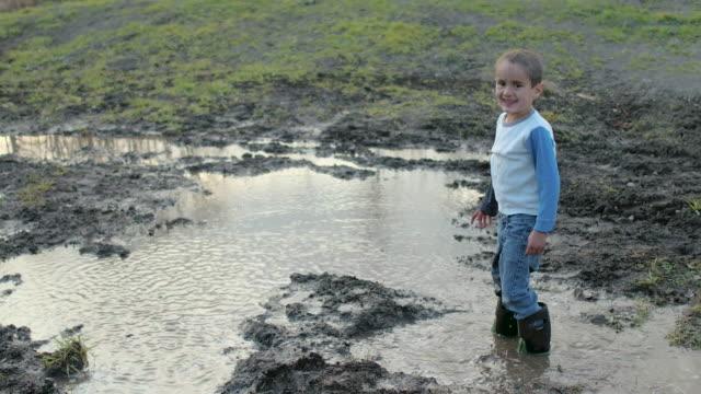 Puddle Jumping video