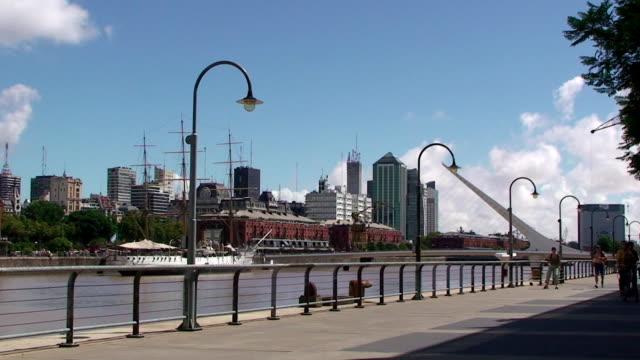 Puerto Madero - Buenos Aires, Argentina video