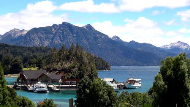 Puerto Pañuelo - Bariloche, Argentina video