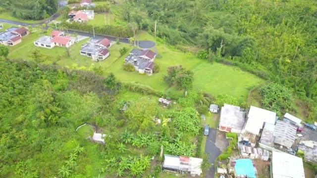 puerto rico 2018 post hurricane - portorico video stock e b–roll