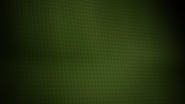 ekg pulse flatline 3d - platt bildbanksvideor och videomaterial från bakom kulisserna