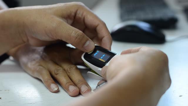 Puls'oximeter - vídeo