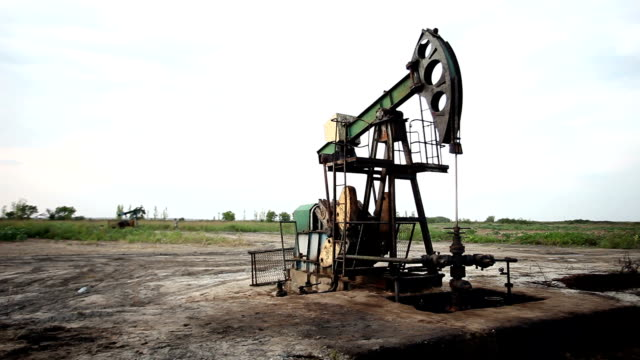 Pumpjack video