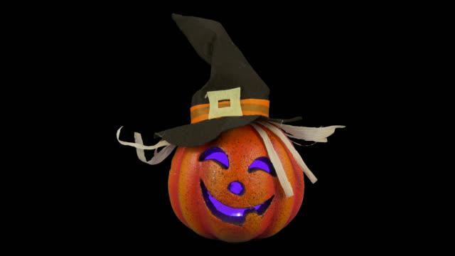 Pumpkin Orange Hat Alpha - video