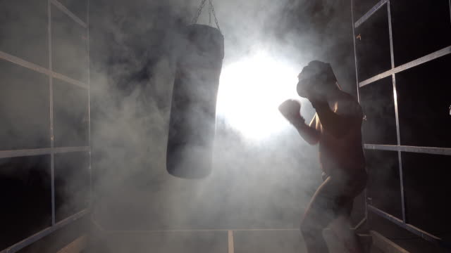 Punching Bag Training video