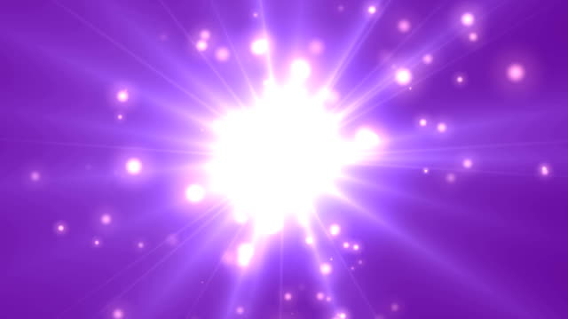 Purple Angelic Light Centre video