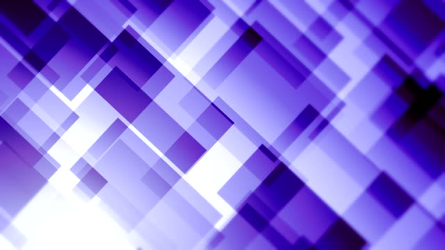 Purple Blocks Background (Loopable) video