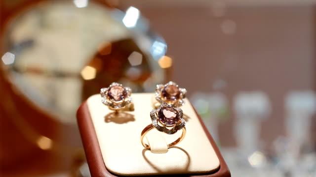 purple diamonds video