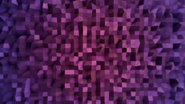 purple flashing mosaic wallpaper video