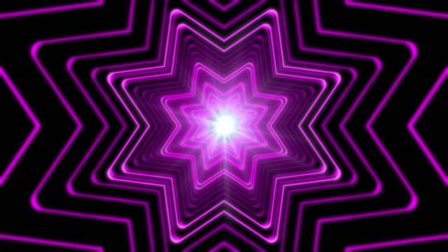 Purple Infinity Loop video