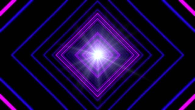 Purple Line Background Loop video