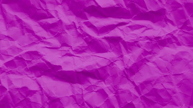 Purple paper texture wrinkled
