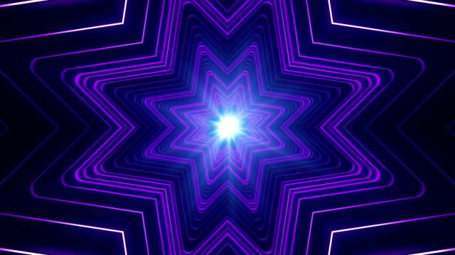 Purple Tunnel Loop video