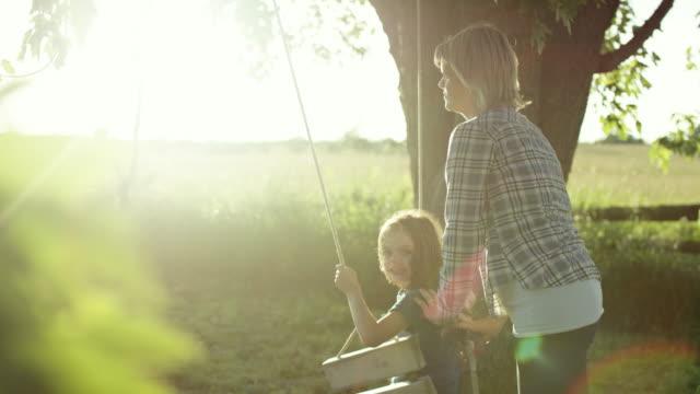 Pushing Her Daughter video
