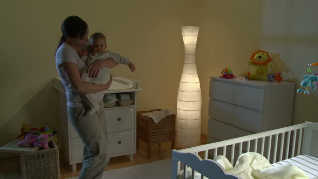 HD DOLLY: Putting Baby To Bed video