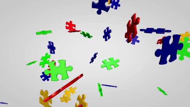 Puzzle Pieces video