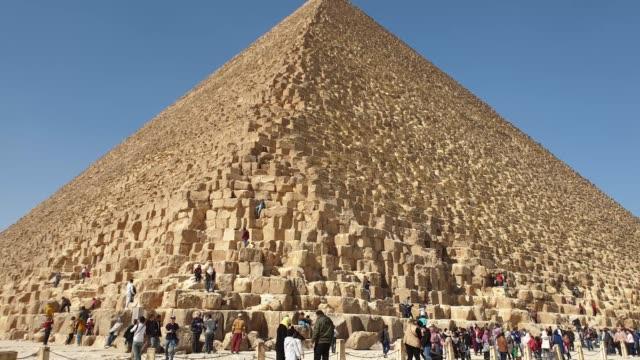 金字塔埃及 - golden ratio 個影片檔及 b 捲影像