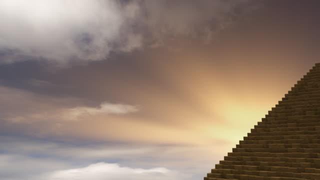 Pyramid Fly Through video
