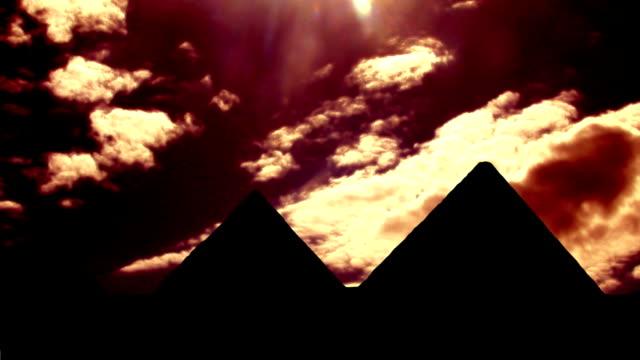 pyramides 03 - pyramidform bildbanksvideor och videomaterial från bakom kulisserna