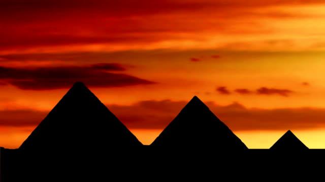 pyramides_02 - pyramidform bildbanksvideor och videomaterial från bakom kulisserna