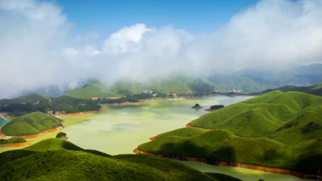 Qingshitan lake video