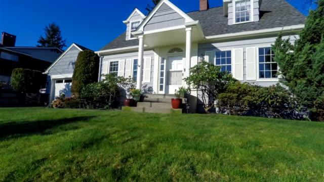 Quaint Cape Cod Style House