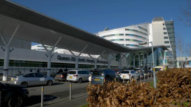 Queen Elizabeth Hospital, Birmingham. - vídeo