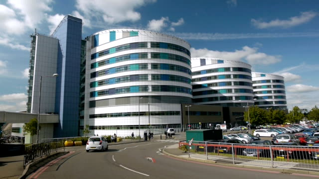 Queen Elizabeth Hospital, Birmingham. video