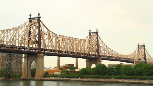 Queensboro Bridge video
