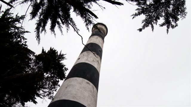 Querandi Lighthouse In Argentina.
