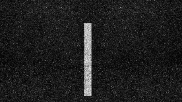 Question mark - Road sign video