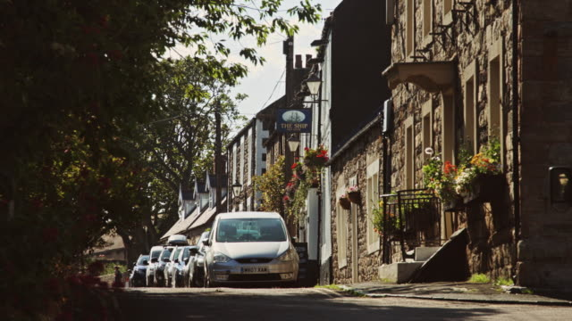 Quiet English Village Street video