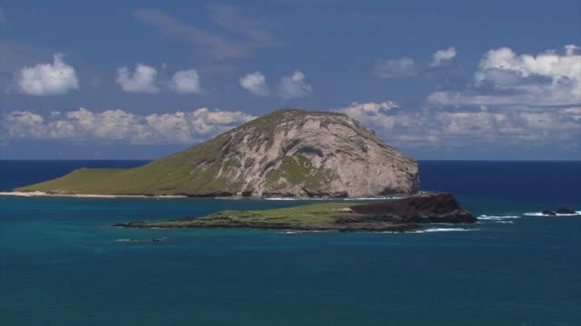 Rabbit island 10 - HD 30F  oceania stock videos & royalty-free footage