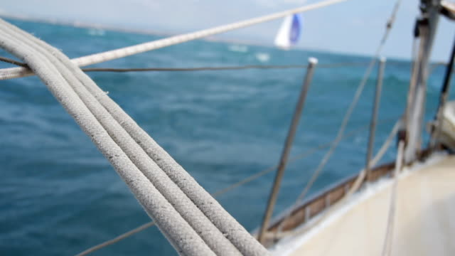 Race Sailing video